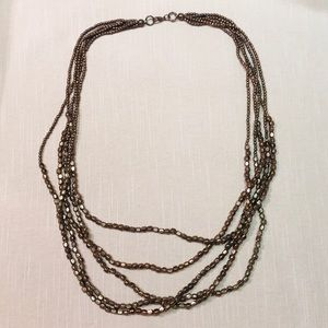 Jewelry - Bronze necklace